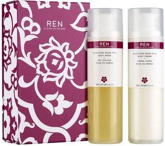 REN Rose Duo Gift Set