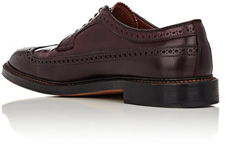 Alden Men's Perforated Wingtip Bluchers