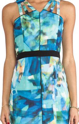 ELLIATT Printed Mini Dress