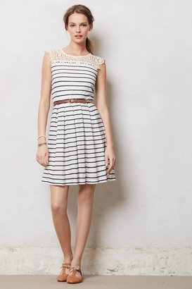 Anthropologie Stripewave Dress