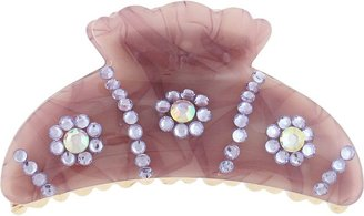Ulta Capelli New York Purple Marble Gem Claw Clip