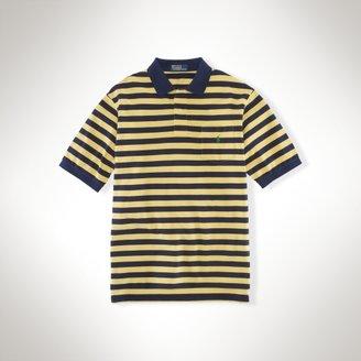 Polo Ralph Lauren Big & Tall Classic Striped Pocket Polo
