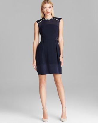 Rebecca Taylor Dress - Embellished Silk Chiffon