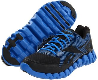 Reebok ZigRhythm (Black/Frenchy Blue) - Footwear