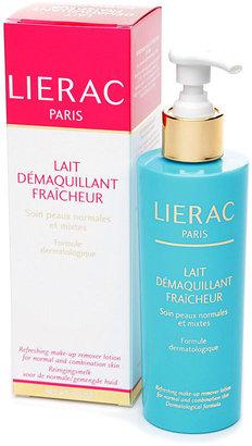 LIERAC Paris Lait Demaquillant Fraicheur, Refreshing Makeup Remover Lotion 7.05 oz (200 ml)