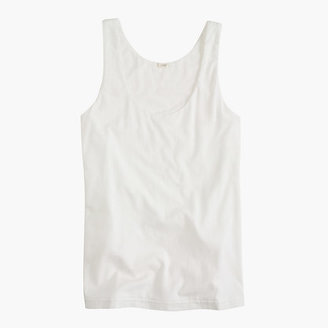 J.Crew Stretch suiting tank top