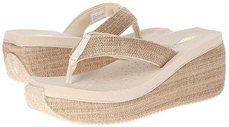 Volatile Bahama (Bone) Women's Sandals