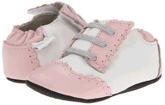 Robeez Olivia Mini Shoez (Infant/Toddler) (White) - Footwear