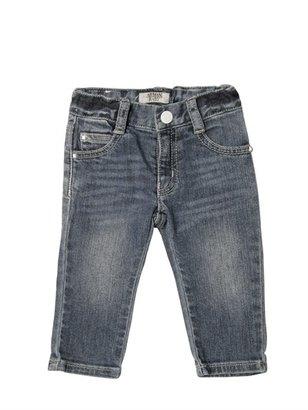 Armani Junior Five Pocket Denim Jeans