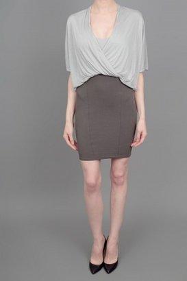 HELMUT Combo Dress