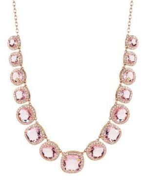 Kate Spade Rhinestone Collar Necklace
