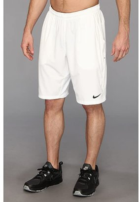 Nike N.E.T. 11 Woven Short (Sky Grey/White) Men's Shorts