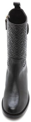Tory Burch Marion Quilted Booties