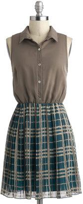 Back to Square Wonderful Dress