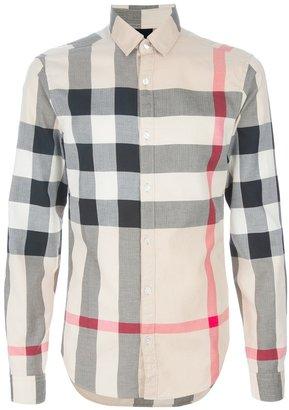 Burberry 'Niall' shirt
