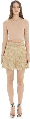 Torn By Ronny Kobo Claudia Swing Skirt