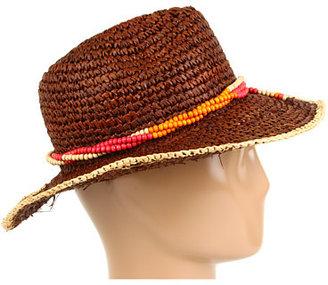 Michael Stars Beaded Tassel Hat