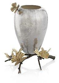 Michael Aram Butterfly Ginkgo Medium Vase