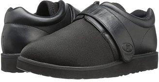 Propet PedWalker 3 Medicare/HCPCS Code = A5500 Diabetic Shoe (Black) Men's Shoes