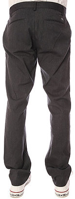 Obey The Bowery Chino Pants in Heather Charcoal