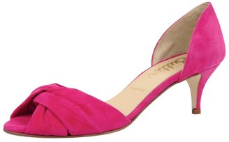 Butter Shoes Pluto in Hot Pink Suede