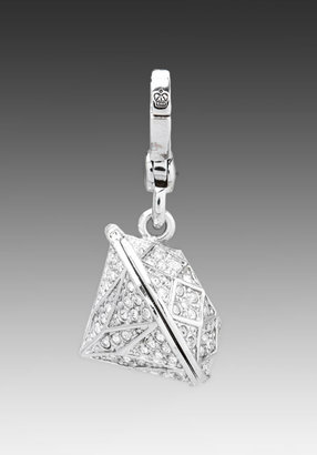 Juicy Couture Large Diamond Charm