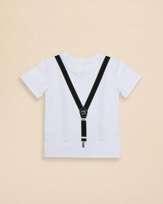 Sovereign Code Infant Boys' Suspender Tee - Sizes 12-24 Months