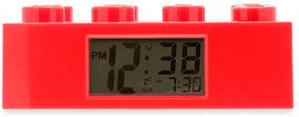 Lego Red Brick Alarm Clock