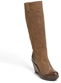 Frye 'Paige' Wedge Heel Boot