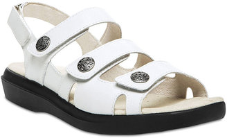 Propet Bahama Womens Leather Sandals $69.95 thestylecure.com