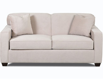 Asstd National Brand Sleeper Possibilities Track Arm Loveseat