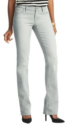 LOFT Tall Curvy Sexy Boot Jeans in Storm Grey Wash