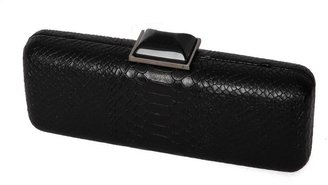 Urban Expressions Snake Embossed Clutch