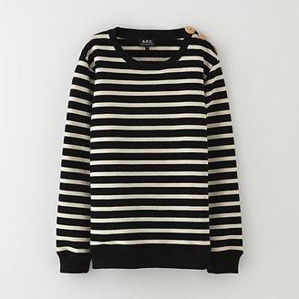 A.P.C. sailor sweatshirt