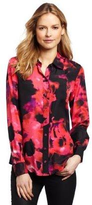 Isaac Mizrahi Women's Blouse Wendy