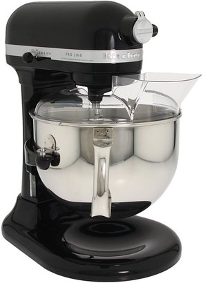 KitchenAid KL26M8XOX 6-Quart Bowl-Lift Pro Line Stand Mixer (Onyx Black) - Home