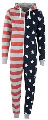 New Look USA Star Stripe Onesie