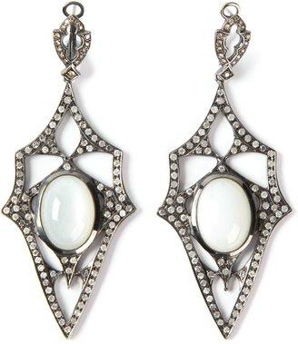Loree Rodkin 'Kaleidoscope' diamond earrings
