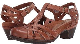 Cobb Hill Aubrey (Blue Multi) Women's 1-2 inch heel Shoes