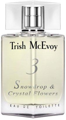 Trish McEvoy No. 3 Snowdrop & Crystal Flowers Eau de Toilette Spray