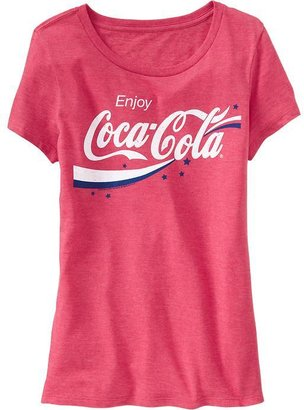 Old Navy Women's Coca-Cola® Tees