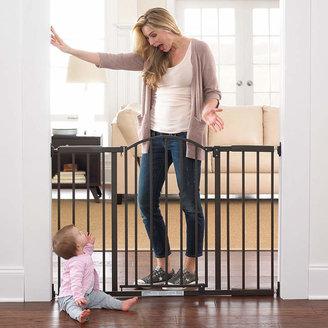 Summer Infant, Inc Summer Infant Metal Expansion 6-Foot Wide Extra-Tall Walk-Thru Gate - Bronze