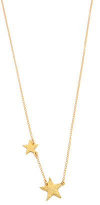 Gorjana Super Star Necklace $60 thestylecure.com