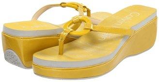 Calvin Klein Willow (Yellow) - Footwear