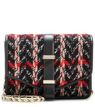 Victoria Beckham Embroidered Mini Satchel shoulder bag