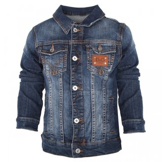 D&G Medium Wash Denim Jacket