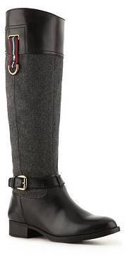 Tommy Hilfiger Cup Riding Boot