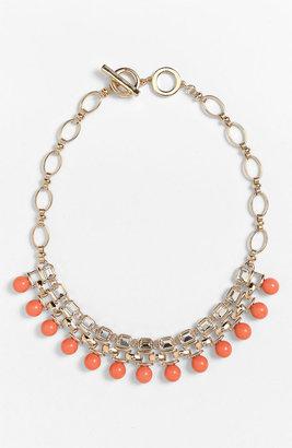 Anne Klein 'Sorbet' Bib Necklace