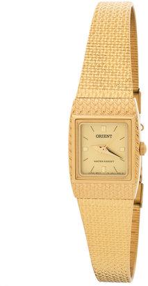 American Apparel FUBLL005G0 Orient Metal Ladies Wristwatch