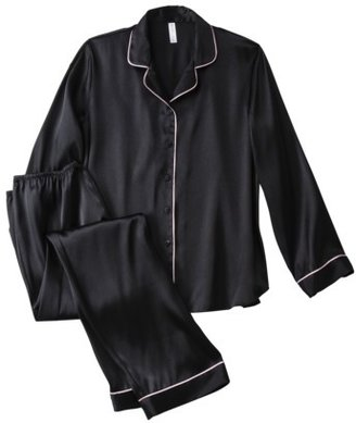 Gilligan & O'Malley® Women's Satin Pajama Set - Assorted Colors